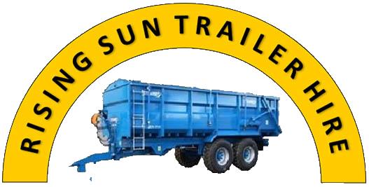 Rising sun trailers -